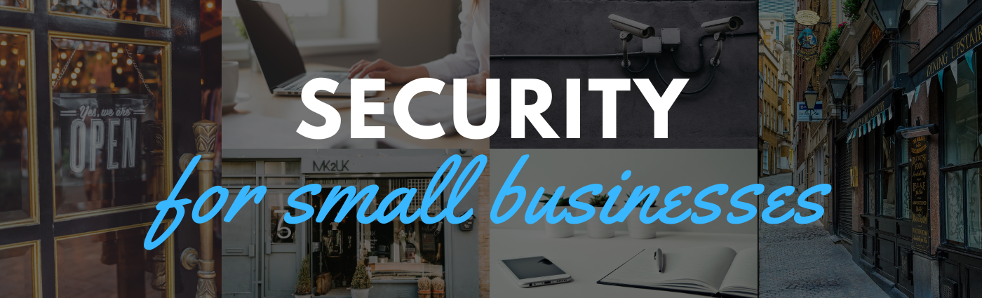 security for small businesses